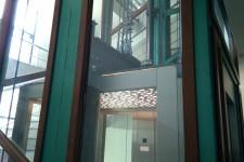 Thêm một giải pháp sáng tạo mới về thang máy: Thang máy đôi